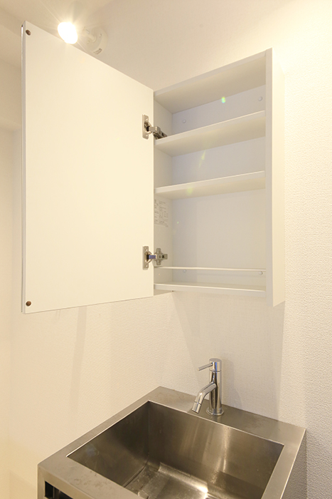 本山【平和第2マンション】2E号室_LDK_水周り_独立洗面台_MG_4835