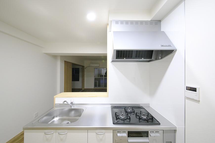本山【平和第2マンション】1A号室_LDK_キッチン周り_MG_5071
