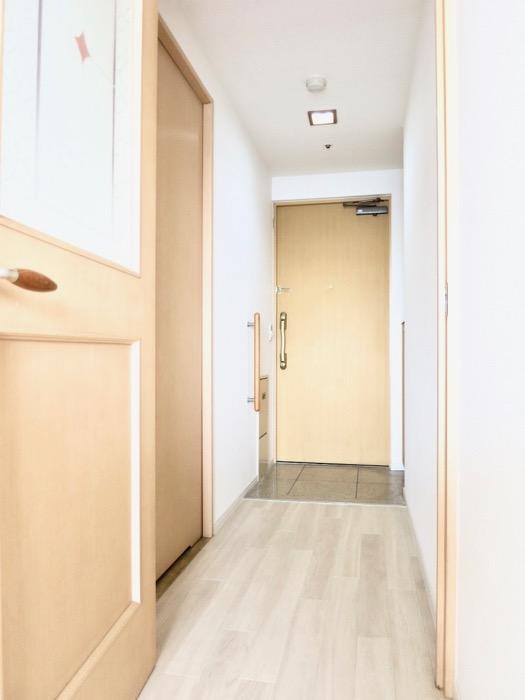 メイプルカラーの玄関 R-COURT 泉 1102号室R-COURT 泉 1102号室4