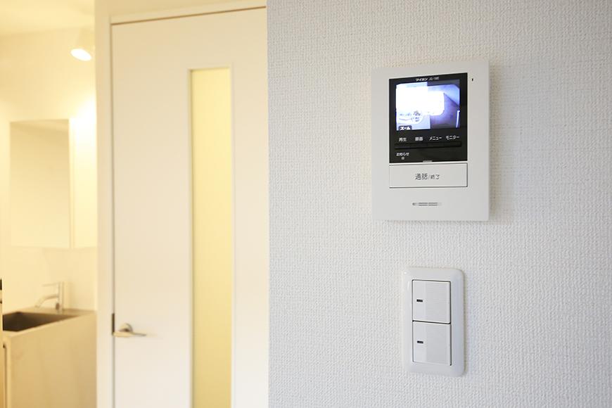 本山【平和第2マンション】2E号室_LDK_TVモニタ付インターフォン_MG_4930