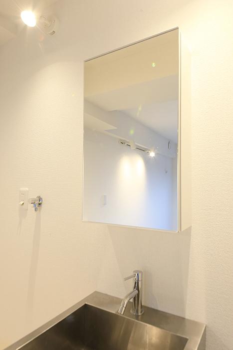 本山【平和第2マンション】2E号室_LDK_水周り_独立洗面台_MG_4831