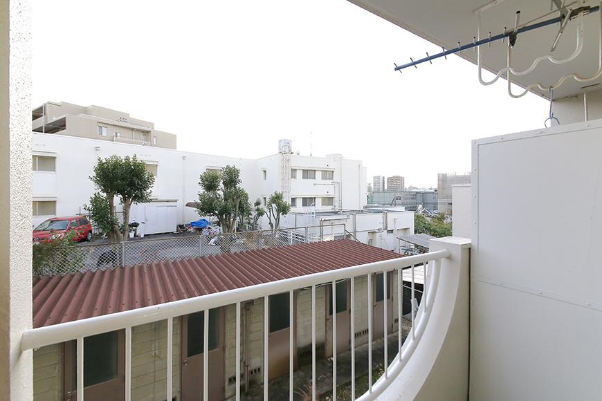 本山【平和第2マンション】2E号室_ベランダからの眺望_MG_4909