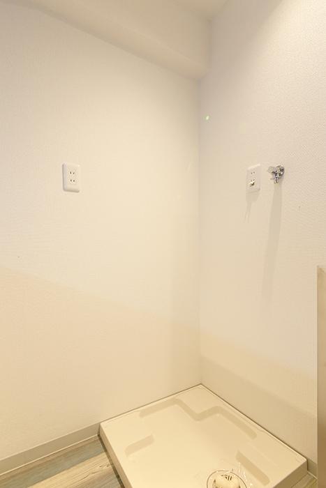 本山【平和第2マンション】2E号室_LDK_水周り_室内洗濯機置き場_MG_4838