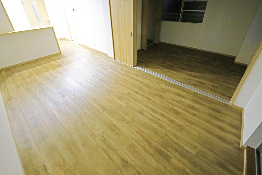 本山【平和第2マンション】1A号室_LDKと洋室_MG_5219