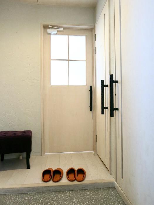 玄関 BOX HOUSE 5B号室0