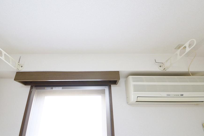 【ビアンカーサ】605号室_洋室_室内洗濯物干し_MG_8303