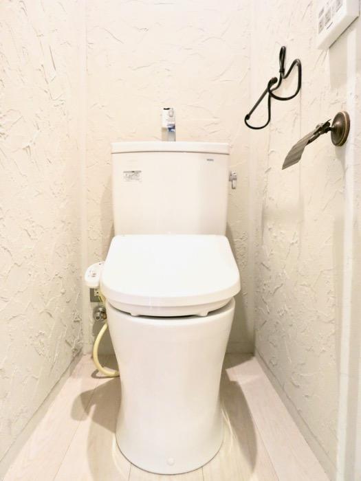 1F トイレ BOX HOUSE 5B号室0