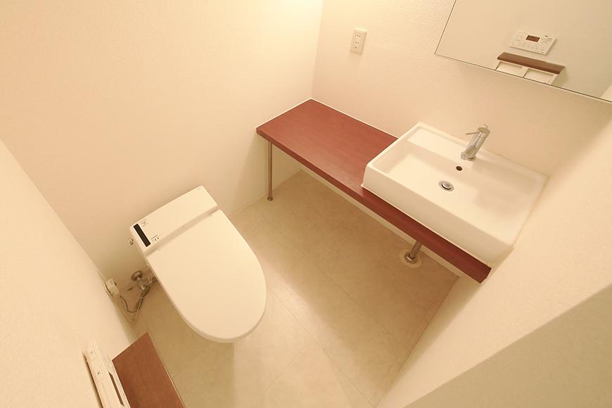 【ビアンカーサ】605号室_水回り_トイレ・独立洗面台_MG_8170