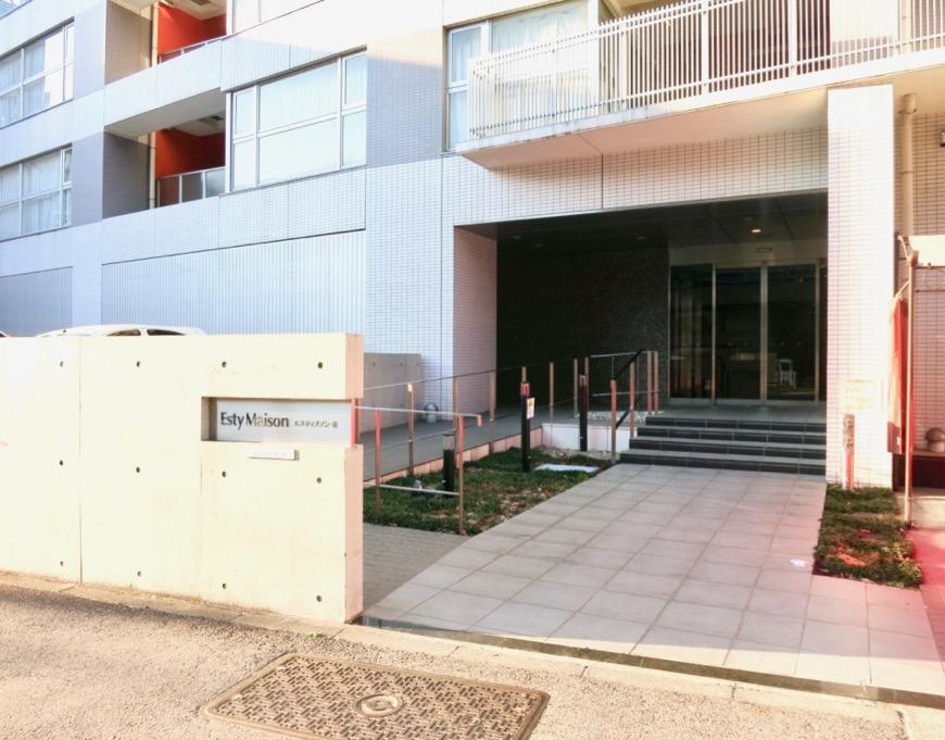 外観・共用スペース。エスティメゾン葵1401号室1