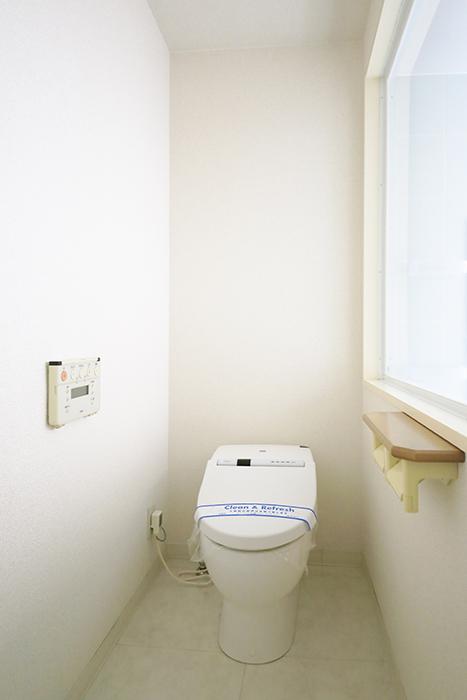 【丸の内セントラルハイツ】503号室_水周り_トイレ_MG_6177
