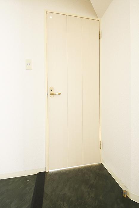 【丸の内セントラルハイツ】503号室_玄関周り_水周りへのドア_MG_6129