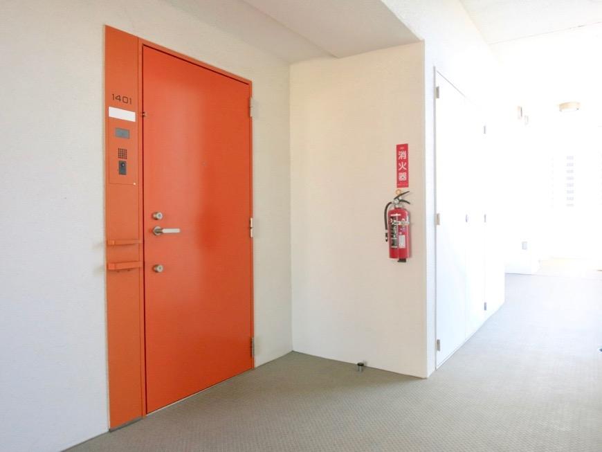 外観・共用スペース。エスティメゾン葵1401号室4