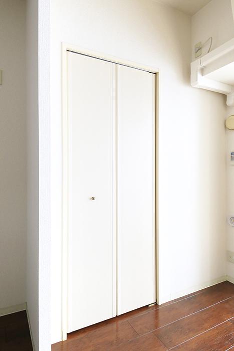 【丸の内セントラルハイツ】503号室_LDK_クローゼット収納_MG_6409