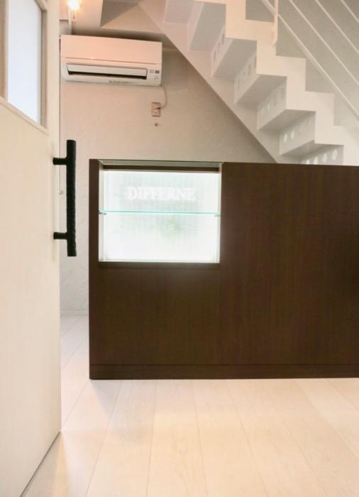 玄関 BOX HOUSE 5B号室2