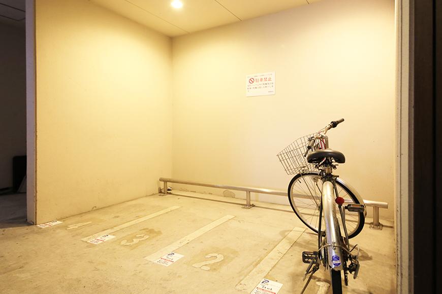 【ドゥーエ大須】外観・共有_駐輪場_MG_6519