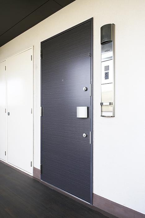 【ドゥーエ大須】1004号室_玄関周り_玄関ドア_MG_6565