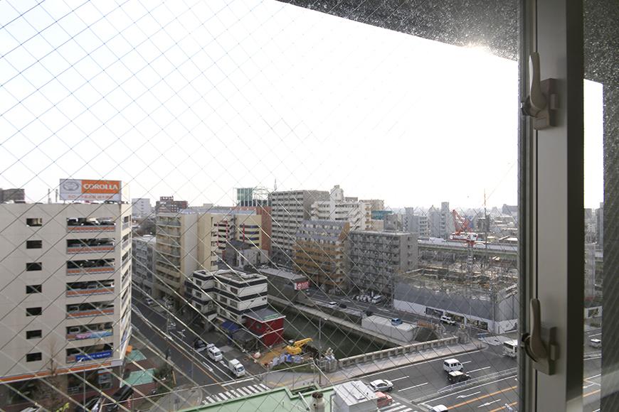 【ドゥーエ大須】1004号室_洋室_窓からの眺望_MG_6839