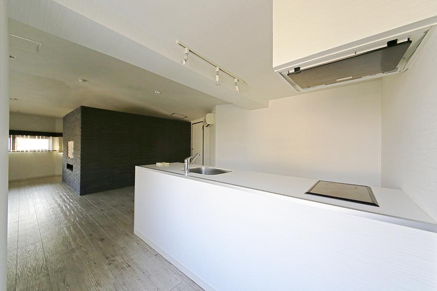 【ビアンカーサ】701号室_LDK_キッチン_対面式のカウンター_MG_8561
