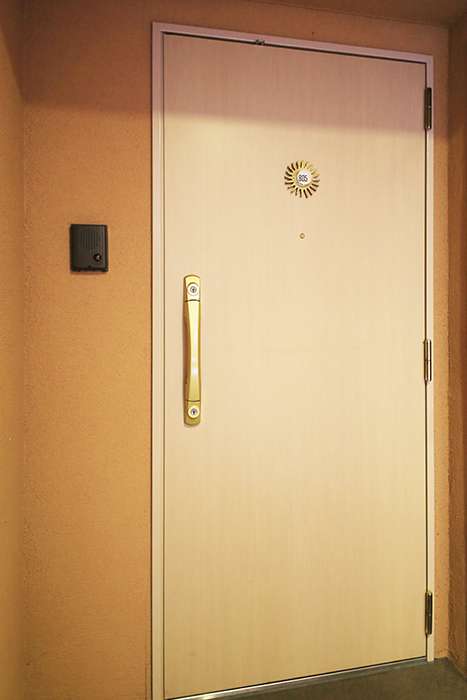 【丸の内セントラルハイツ】805号室_玄関ドア_MG_5671