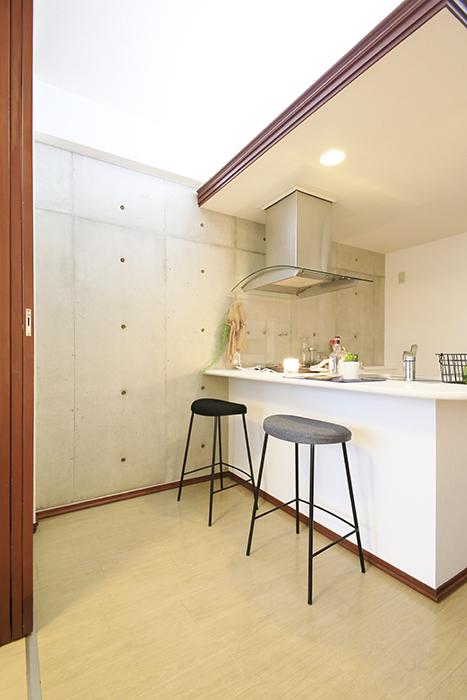 上小田井【SK BUILDING 7】307号室_キッチン周り_MG_4341