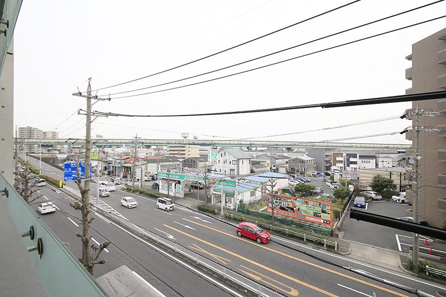 上小田井【SK BUILDING 7】406号室_ベランダからの眺望_MG_4032
