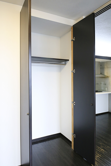 上小田井【SK BUILDING 7】406号室_洋室_クローゼット収納_MG_4041