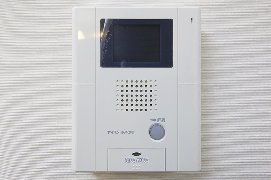 上小田井【SK BUILDING 7】406号室_LDK_リビング_TVモニタ付きインターフォン_MG_4008