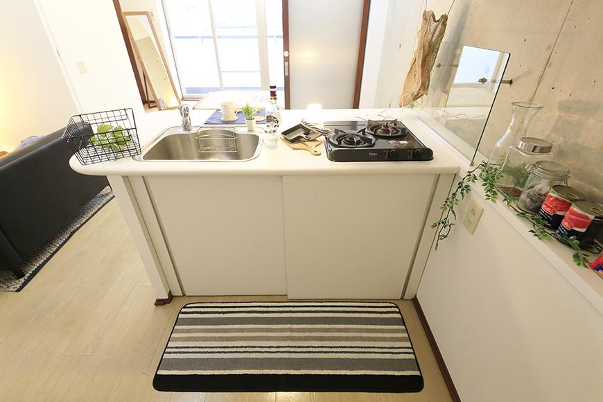 上小田井【SK BUILDING 7】307号室_キッチン周り_MG_4290
