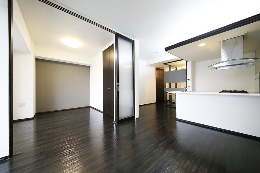 上小田井【SK BUILDING 7】406号室_LDK_リビングから洋室へ_MG_3959
