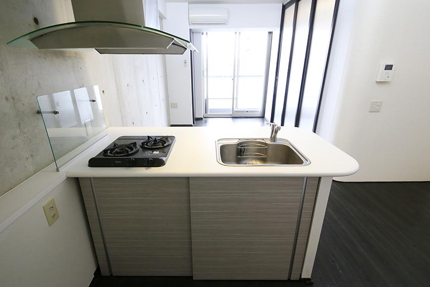 上小田井【SK BUILDING 7】406号室_水周り_キッチン周り_MG_3850