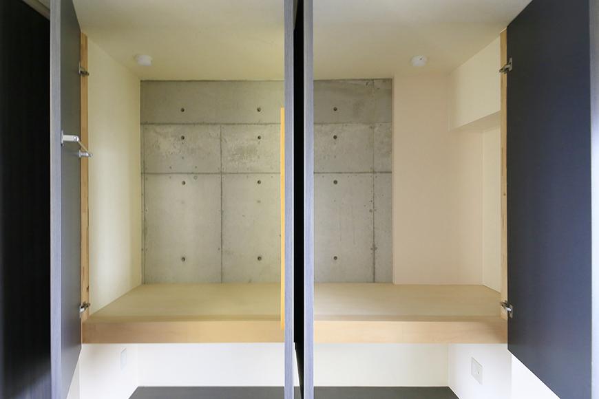 上小田井【SK BUILDING 7】705号室_和室_クローゼット収納_MG_3435