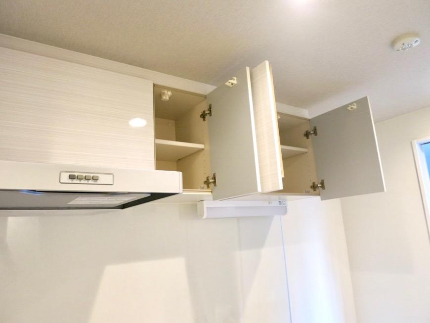 スマートなキッチン台。外観・共有 unroom404号室4