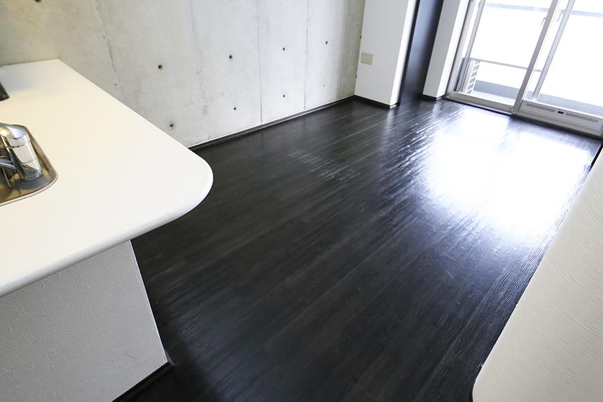 上小田井【SK BUILDING 7】406号室_水周り_キッチン周りからリビングへ_MG_3896
