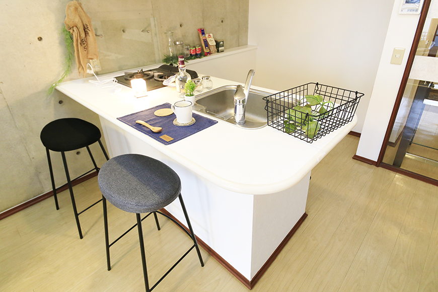 上小田井【SK BUILDING 7】307号室_キッチン周り_MG_4331
