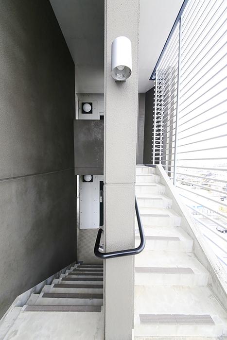 上小田井【SK BUILDING 7】共有部_階段_MG_3643