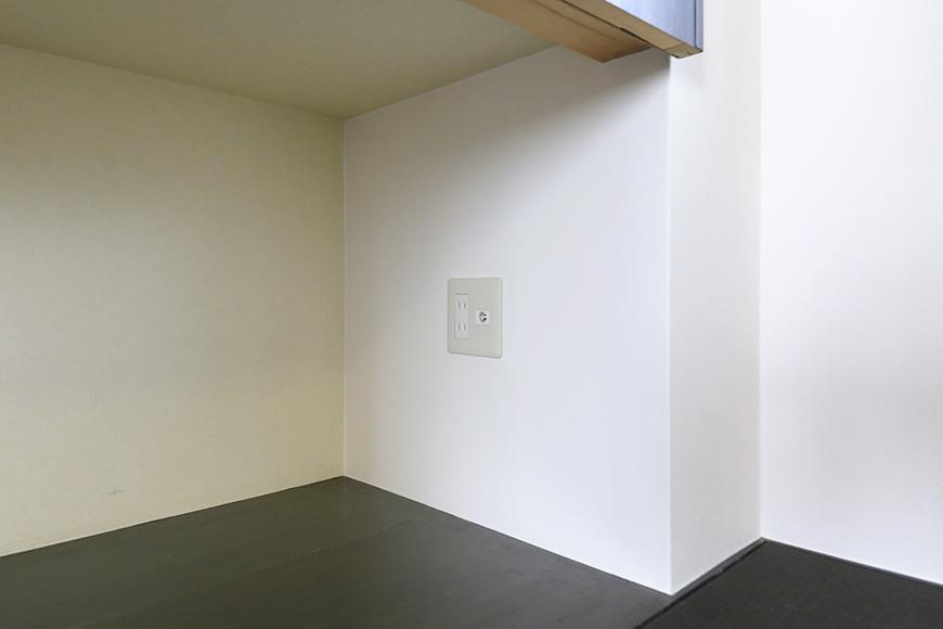 上小田井【SK BUILDING 7】705号室_和室_クローゼット収納の下のスペース_MG_3455