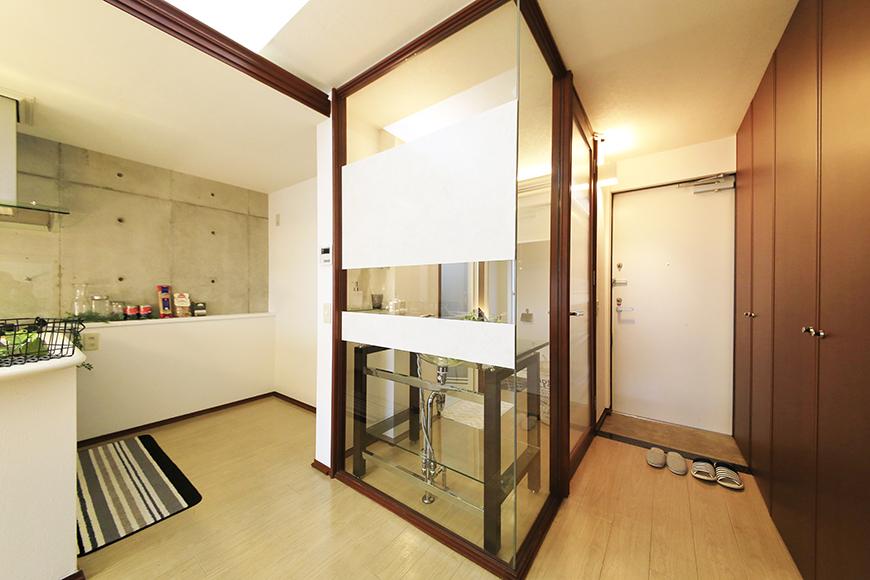 上小田井【SK BUILDING 7】307号室_水周り_スケルトンの水周り_MG_4181