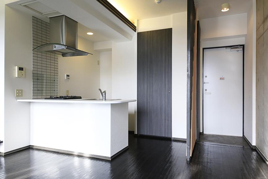 上小田井【SK BUILDING 7】705号室_LDK_リビングからキッチン_MG_3083