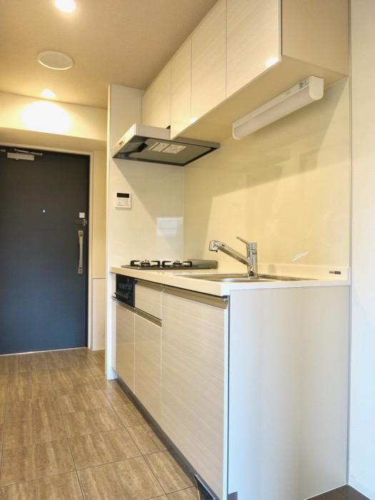 スマートなキッチン台。外観・共有 unroom404号室5