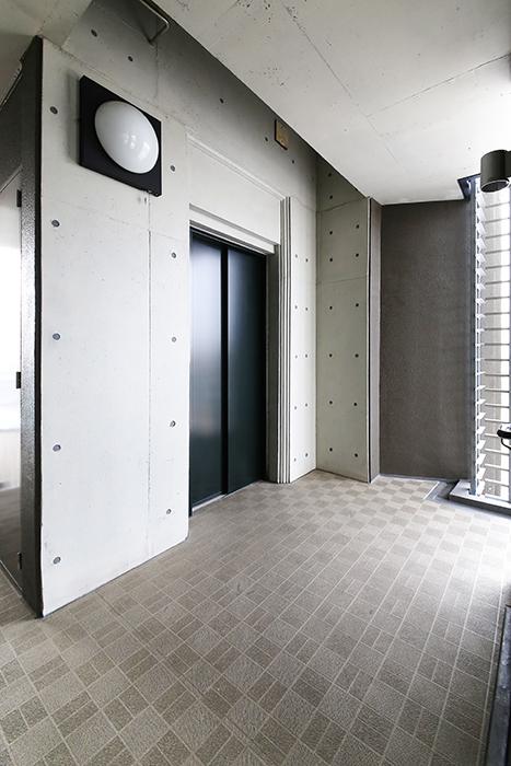 上小田井【SK BUILDING 7】705号室_7階_エレベータホール_MG_3627