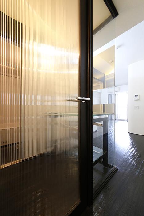 上小田井【SK BUILDING 7】406号室_水周りへのドア_MG_3731