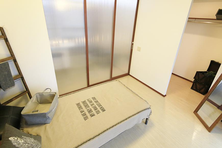 上小田井【SK BUILDING 7】307号室_洋室_仕切りドアをクローズ__MG_4492