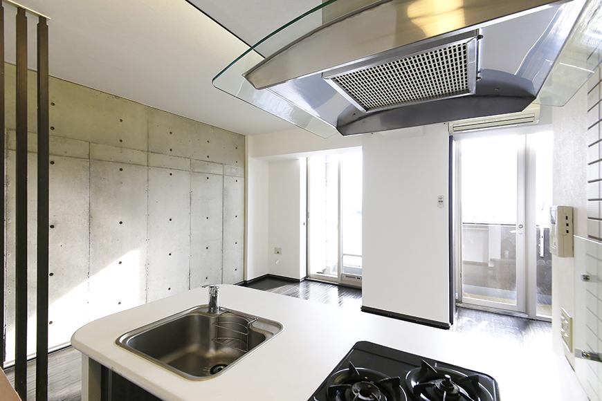 上小田井【SK BUILDING 7】705号室_LDK_キッチン周り_キッチンからの眺望_MG_3157