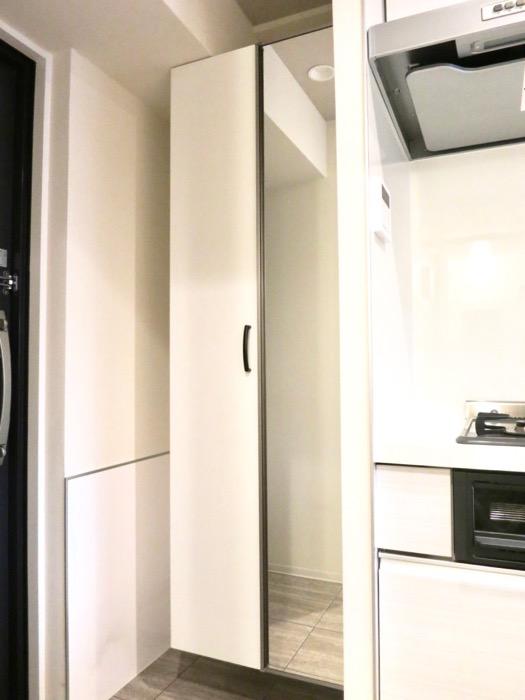 スマートな玄関。外観・共有 unroom404号室2