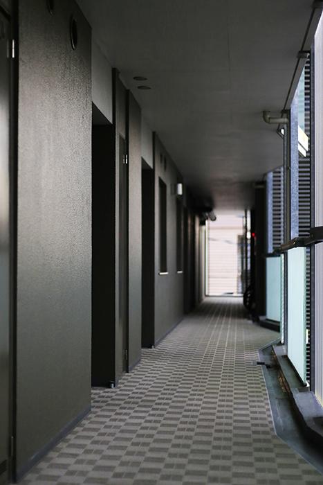 上小田井【SK BUILDING 7】共有部_廊下_MG_4708