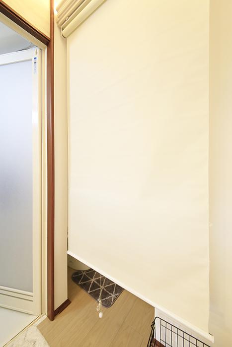 上小田井【SK BUILDING 7】307号室_水周り_MG_トイレの仕切り(ロールカーテン)_4258