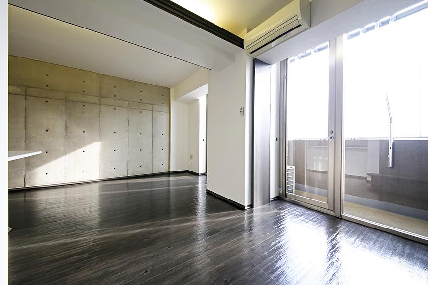 上小田井【SK BUILDING 7】705号室_LDK_リビング_大きな窓からタップリの陽射し_MG_3221