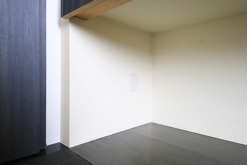 上小田井【SK BUILDING 7】705号室_和室_クローゼット収納の下のスペース_MG_3456