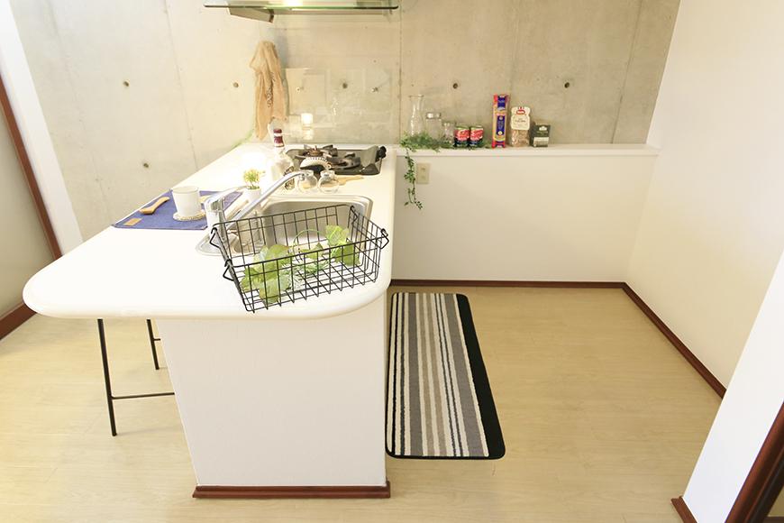 上小田井【SK BUILDING 7】307号室_キッチン周り_MG_4277