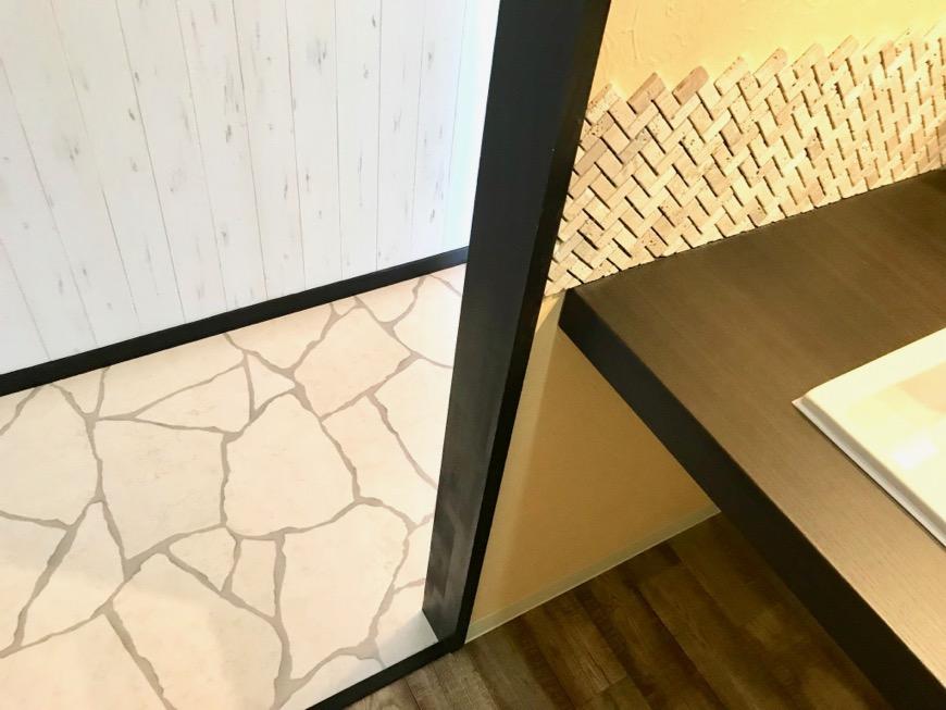 サニタリー&バスルーム。 キャッスルハイツ師勝305号室12
